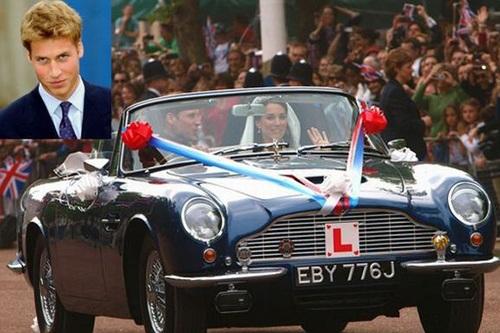 принц Уильям и принцесса Кейт