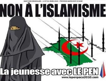 Франция-ислам