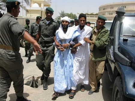 MAURITANIA TERRORISM
