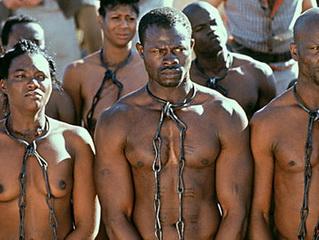 мавританские рабы