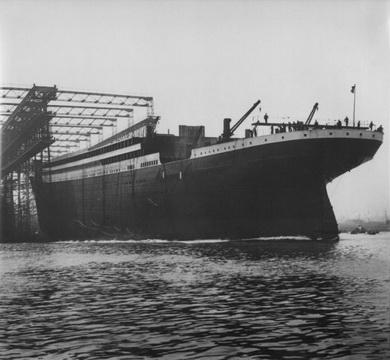 Корабль-гигант