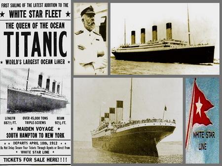 гибель Титаника2
