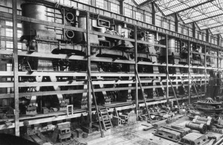 паровые машины Титаника