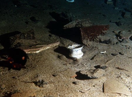 чашка с Титаника