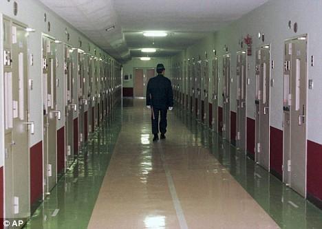 Япония-тюрьма-смертников