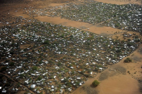 Лагеря беженцев
