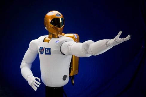 Гуманоид Robonaut 2