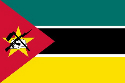 флаг-Мозамбика
