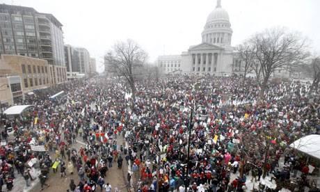 протесты в США_2
