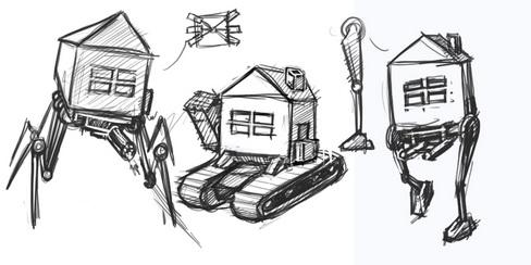 Боевые домики