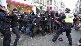 BRITAIN-PROTEST