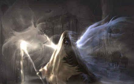 призраки