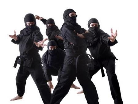 Ниндзя-не-носят-чёрное