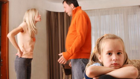 семья-ссора