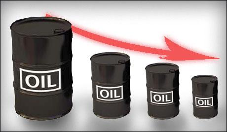 Судороги нефтяных бирж