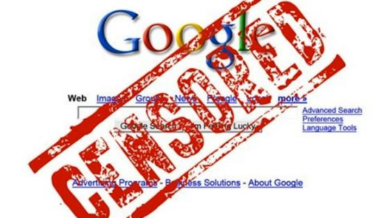 Google-Censored