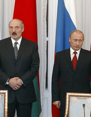 Лукашенко-Путин