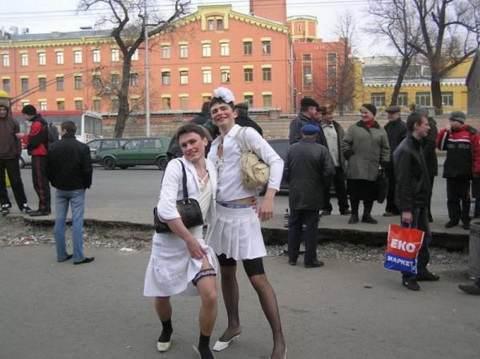 Оксфорд - геи