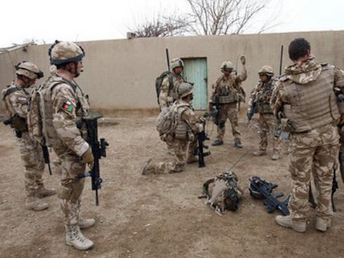 AFGHANISTAN-NATO-UK-UNREST