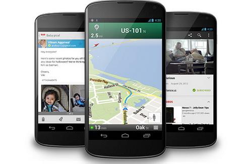 смартфон Nexus 4