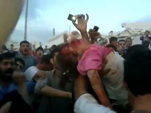 SYRIA-POLITICS-UNREST