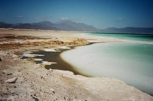 озеро Ассаал