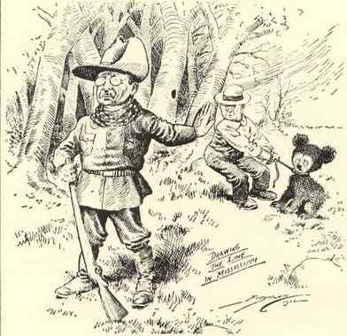 Мишки Рузвельта