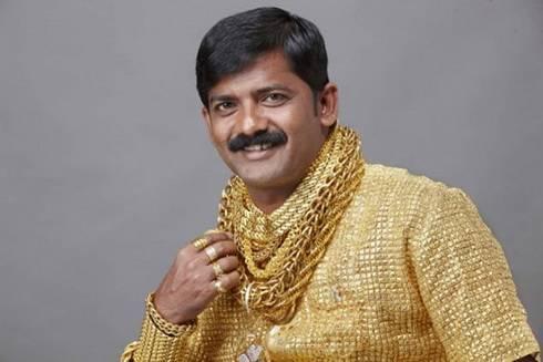 золотая рубаха