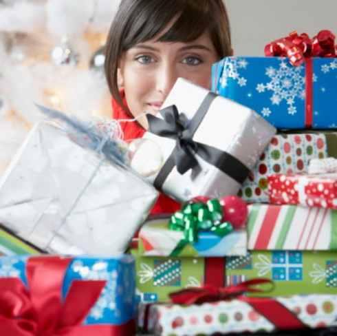 подарки_