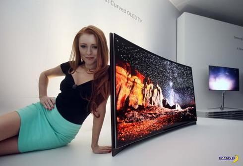 3D OLED ТВ
