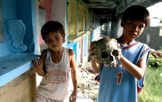 кладбище_Манила