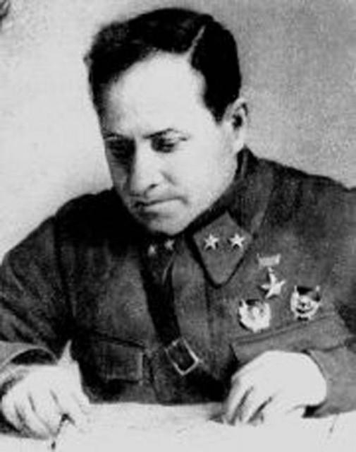 Генерал-майор Иван Шепетов