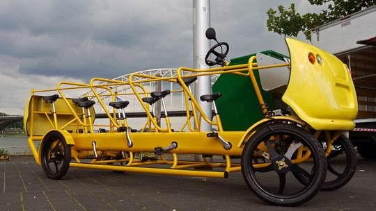 велосипедный автобус