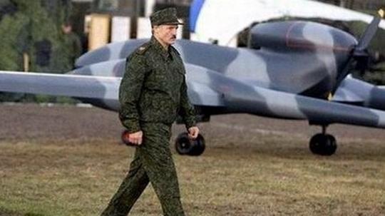 Кульбиты Лукашенко