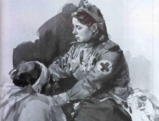 Матрена Нечепорчукова