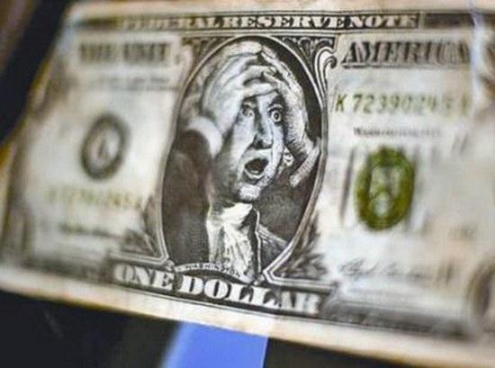 долларовый пузырь