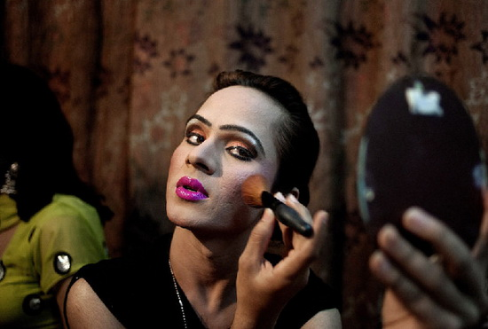 APTOPIX Pakistan The Third Gender