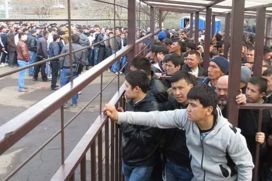 Как иностранцы получают разрешение на работу в Москве