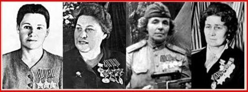 Полные кавалеры ордена Славы