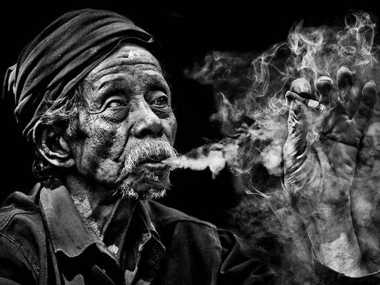 Дым. Junaidi Sudirman