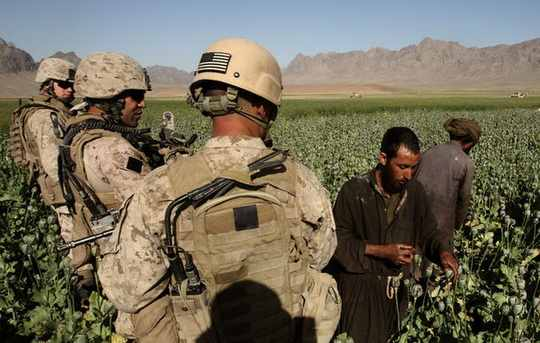НАТО_Афганистан_героин