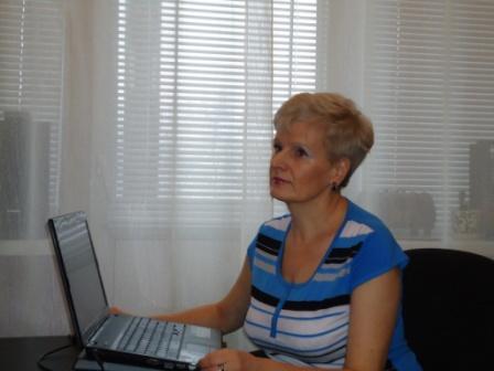 Ольга Анцупова