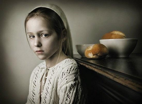 Портрет девочки. DeLone