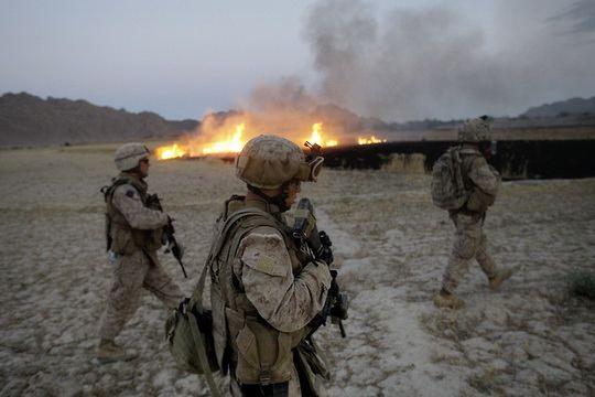США_Афган