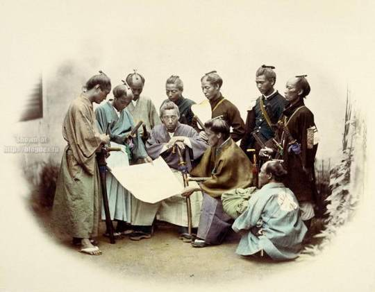 Япония_последние самураи
