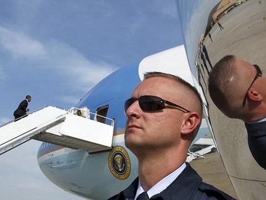 охрана_Обама