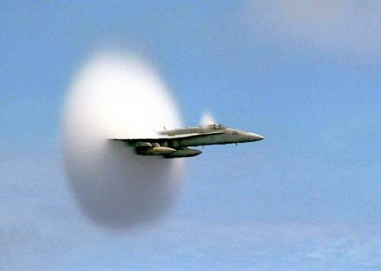 самолеты_скорость звука