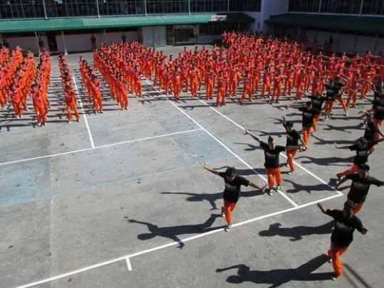 тюрьма_танцы
