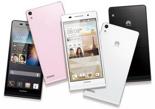 Huawei_Ascend P6-