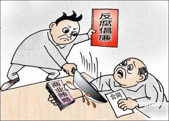 китай_ коррупция